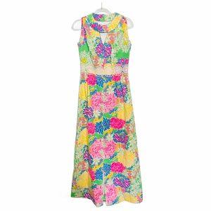 VINTAGE LILY PULITZER Maxi Dress